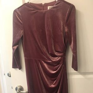 Dress from Nordstrom worn once to a wedding.